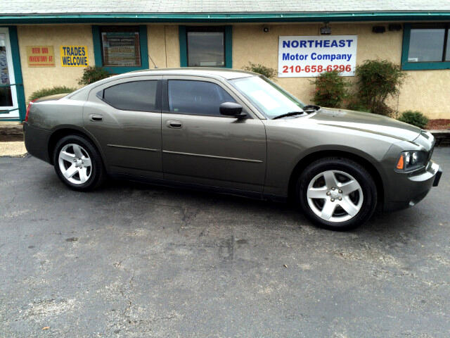 2008 Dodge Charger Police Package