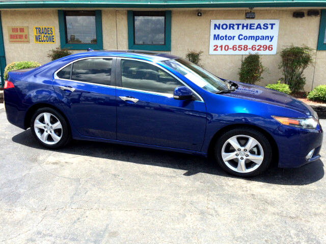 2013 Acura TSX 5-Speed AT with Tech Package