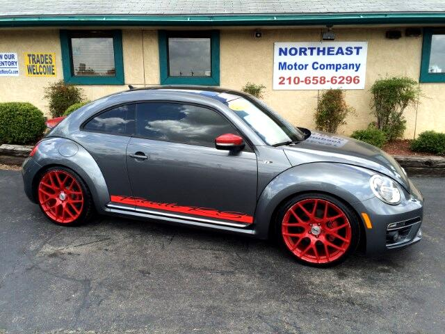2014 Volkswagen Beetle R-Line 6A w/Sunroof & Sound