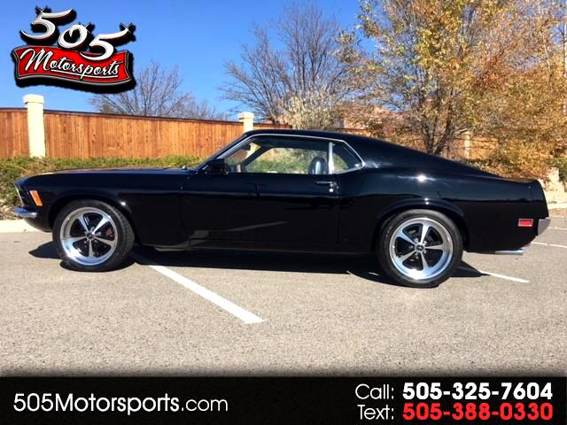 1970 Ford Mustang SPORT ROOF