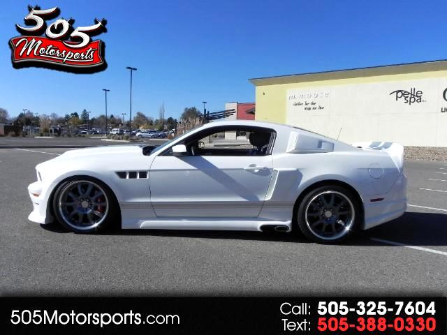2012 Ford Mustang Sanderson MT 3000