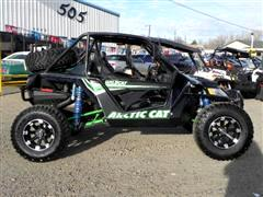 2012 Arctic Cat Wildcat 1000