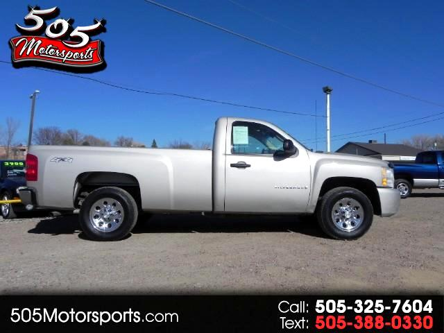 2009 Chevrolet Silverado 1500 LT1 Long Box 4WD