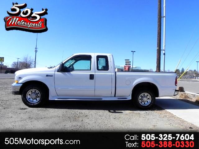 2001 Ford F-250 SD XLT SuperCab Short Bed 2WD