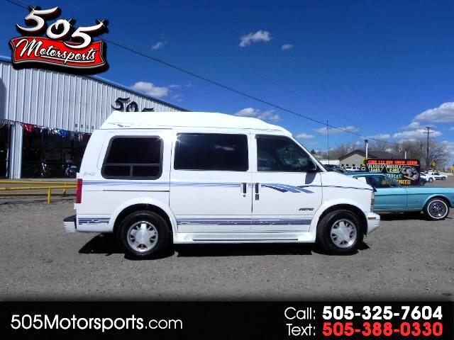 1995 Chevrolet Astro Cargo Van