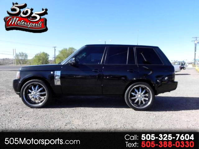 2010 Land Rover Range Rover MC23