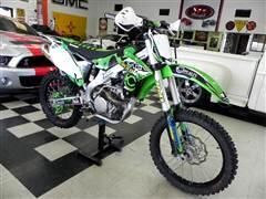2015 Kawasaki KX250-F