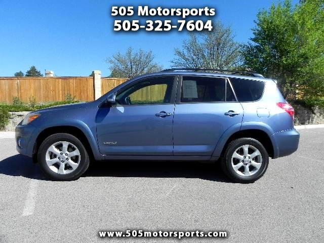 2009 Toyota RAV4 Limited I4 2WD with 3rd Row