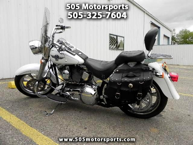 2006 Harley-Davidson FLSTFI Fat Boy