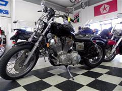 1992 Harley-Davidson XLH 883 Deluxe