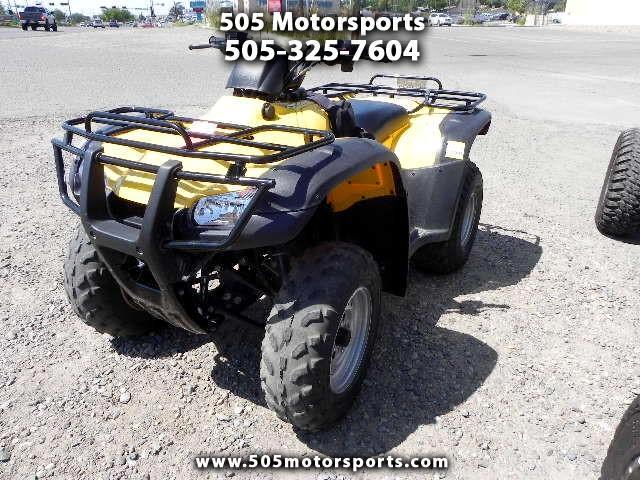 2006 Honda TRX350TE 350 Rancher ES