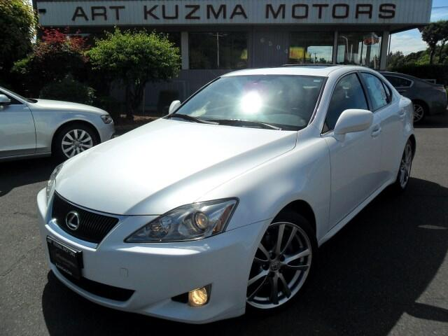 2008 Lexus IS 250 4 dr Sport Sedan