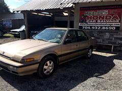 1988 Honda Accord Sdn