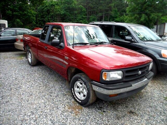 1996 Mazda B-Series B2300 Cab Plus 2WD