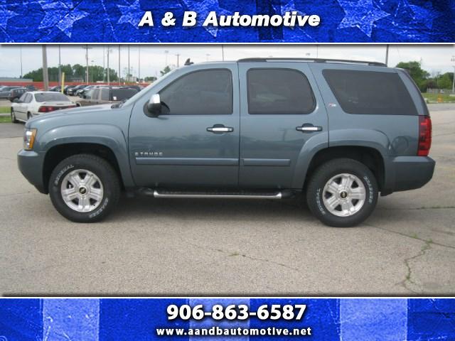 2008 Chevrolet Tahoe LS 4WD
