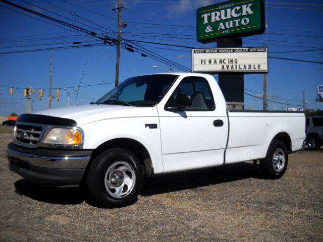 2000 Ford F-150 WS Reg. Cab Long Bed 2WD