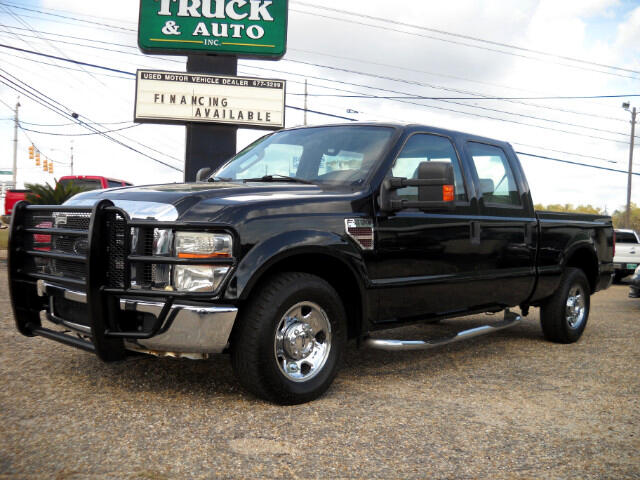 2008 Ford F-250 SD Lariat Crew Cab Long Bed 2WD