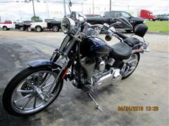 2007 Harley-Davidson FXSTSSE