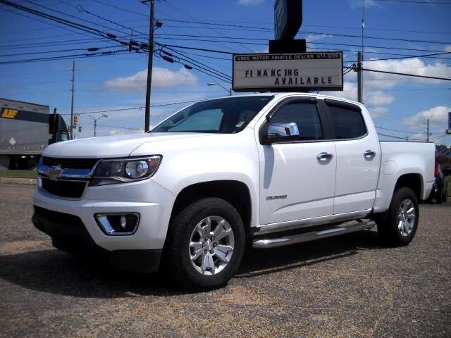 2016 Chevrolet Colorado LT Crew Cab 2WD Short Box