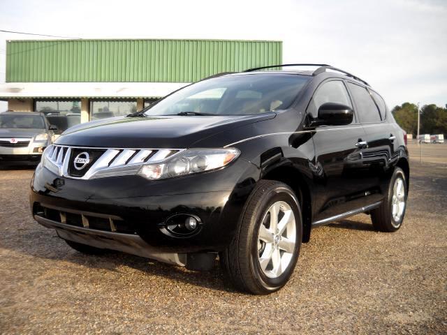 2010 Nissan Murano SL