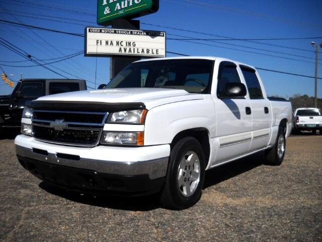 used 2006 chevrolet silverado 1500 ls2 crew cab 2wd for sale in dothan al 36303 dothan truck and. Black Bedroom Furniture Sets. Home Design Ideas