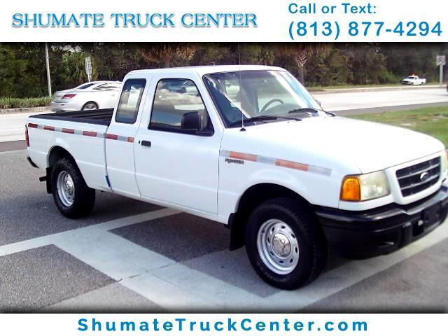 2002 Ford Ranger XL SuperCab 2WD