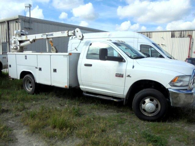 2012 RAM 3500 4x4 Diesel 5,000lb. G.V.W.