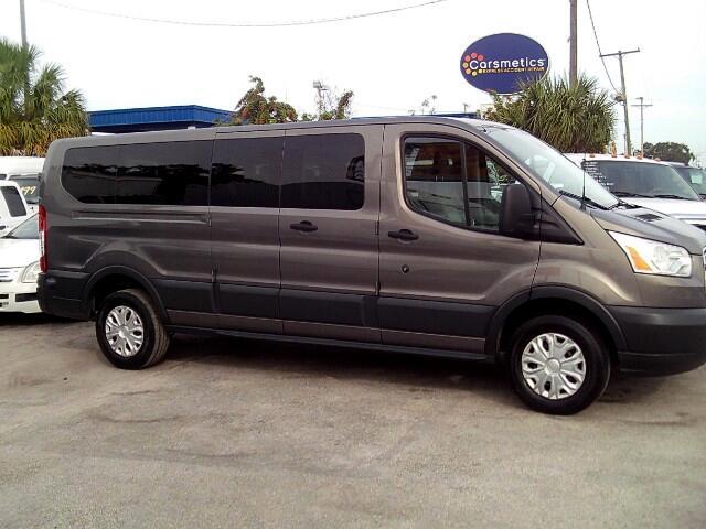 2016 Ford Transit 350 15 Passenger XLT