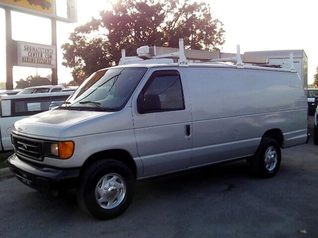 2006 Ford E-350 Extended Cargo