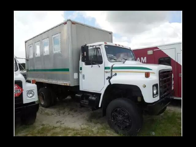 1986 International 1854 4x4 Diesel