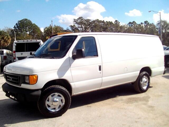 2004 Ford E-350 Extended Cargo Van