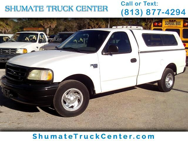 2002 Ford F-150 Rare 8 FT. Bed