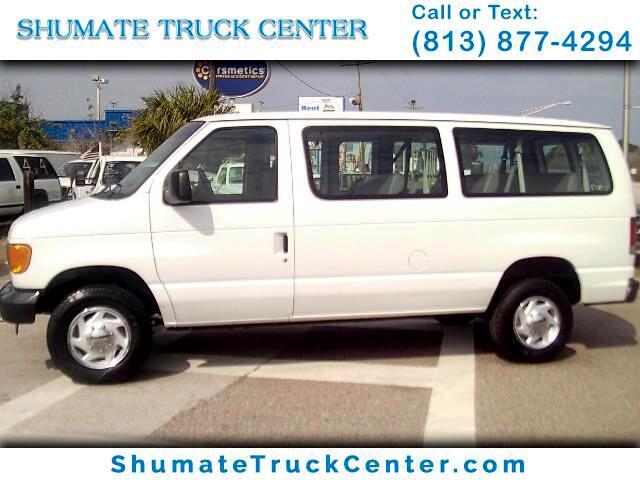 2006 Ford Econoline Wagon 12 Passenger