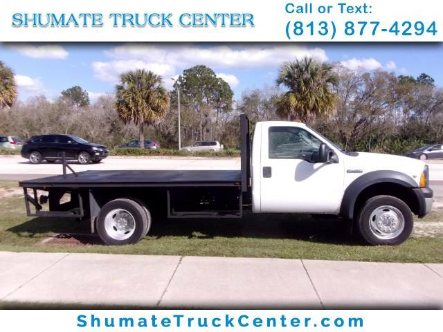 2006 Ford F-450 12' flatbed