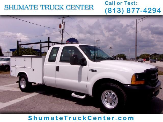 1999 Ford F-250 Quadcab 8' Utility Body