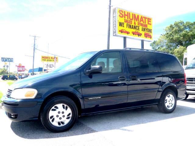 2002 Chevrolet Venture 4-door