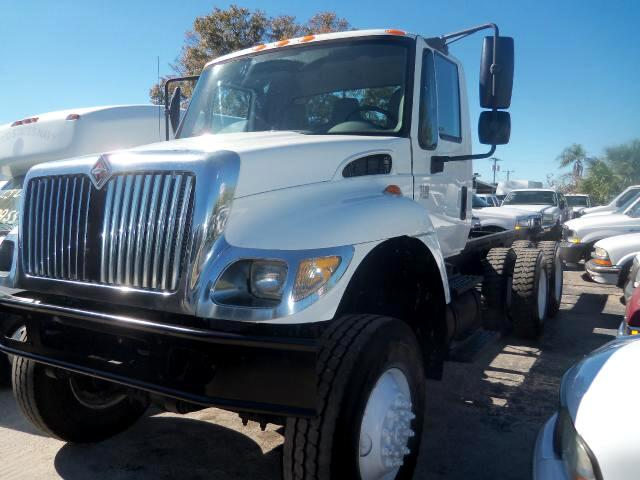 Used 2006 International 7400 6x6 Cab n Chassis for Sale in ...