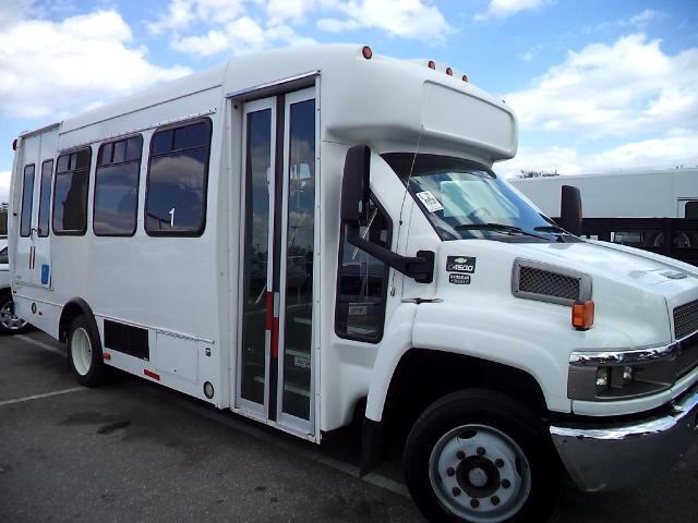 2009 Chevrolet C4500 Bus