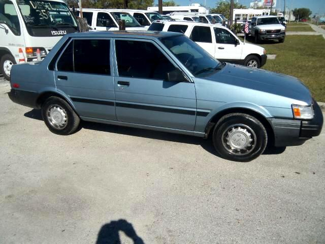1987 Toyota Corolla Base 4-Speed AT