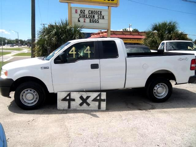 Used 2007 Ford F-150 XL SuperCab Short Bed 4WD for Sale in ...