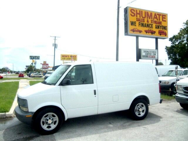 2005 Chevrolet Astro Cargo Cargo Van