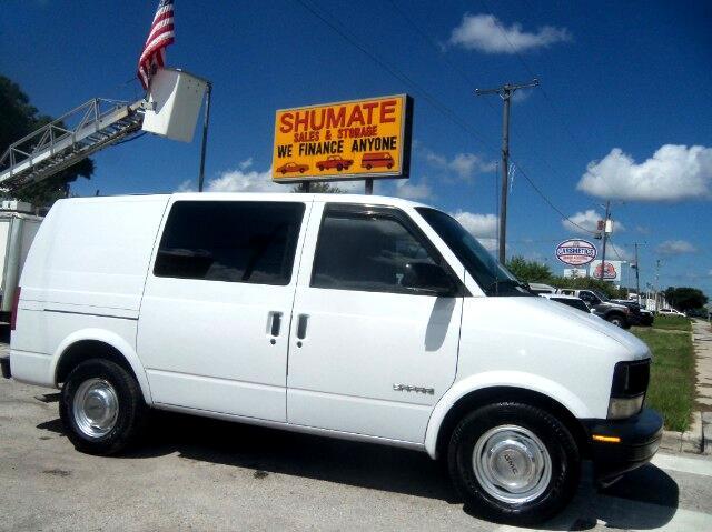 Used 1996 Chevrolet Astro Cargo Cargo Van for Sale in ...