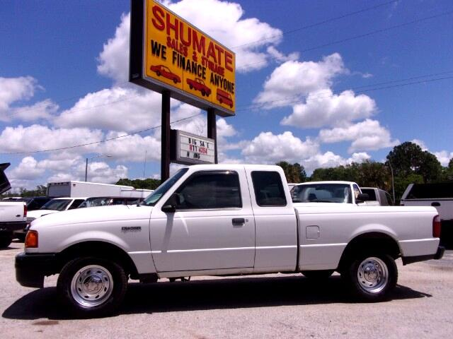 2005 Ford Ranger XL SuperCab