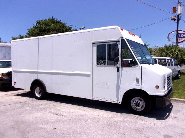 2008 Ford E-350 16ft Stepvan