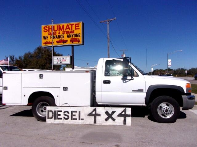 2005 Chevrolet Silverado 3500 Utility Diesel 4x4