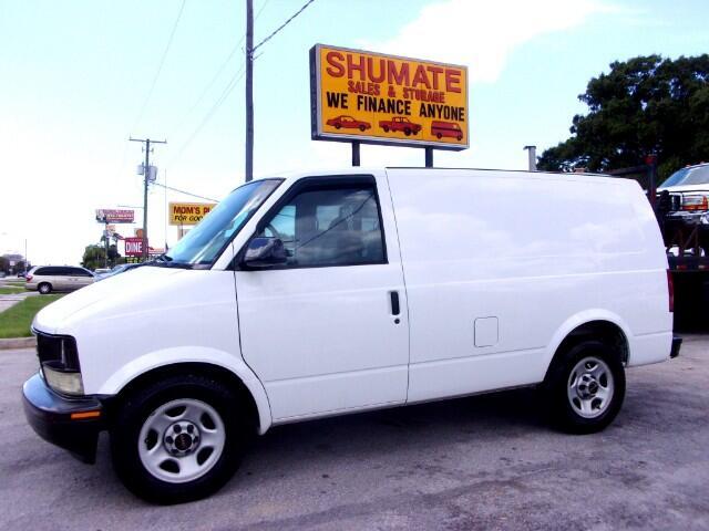 2004 Chevrolet Astro Cargo Cargo Van 2WD