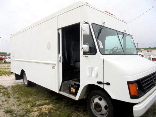 2003 Chevrolet P30 18 ft stepvan