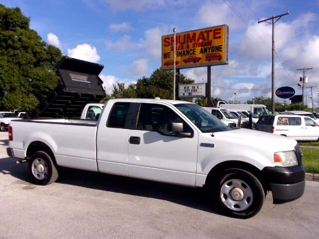 2007 Ford F-150 XL SuperCab 8-ft. Bed 2WD