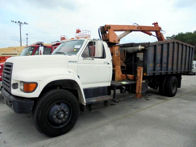 1998 Ford F800 Grapple 18 ft Peterson TL3