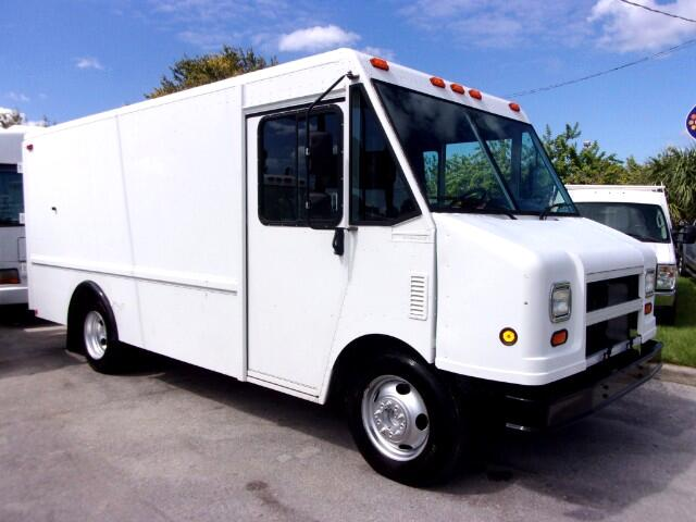 2005 Chevrolet P30 P42 14 ft Step Van